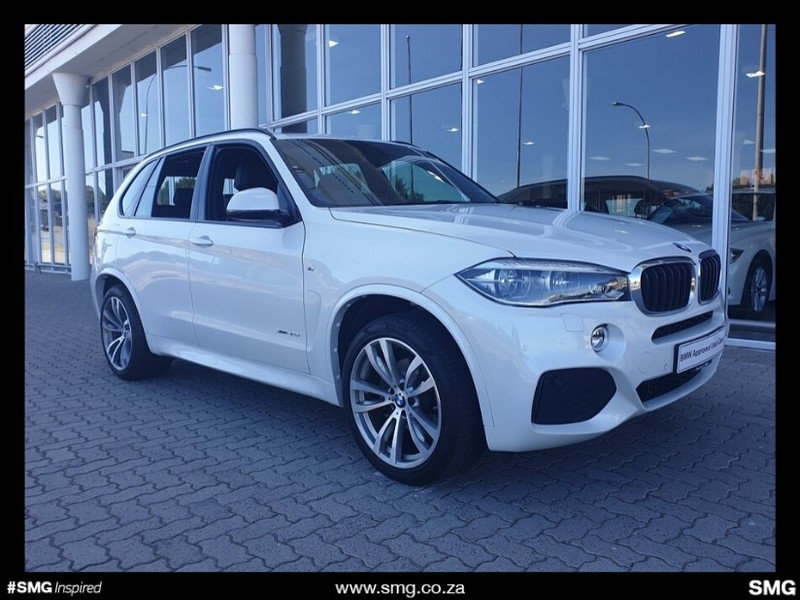 2018 BMW X5 xDRIVE30d M-Sport Auto Western Cape Tygervalley_0