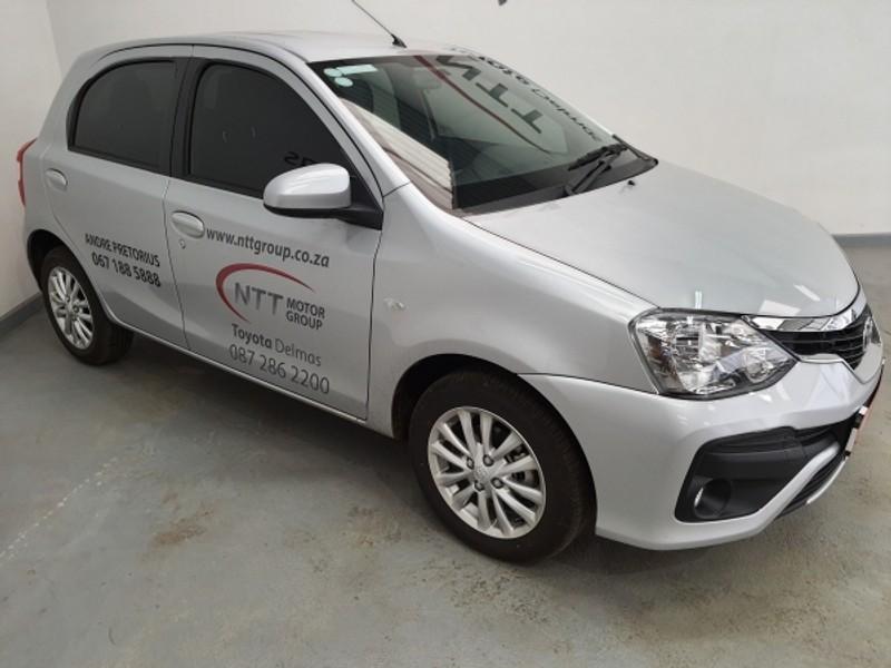 2020 Toyota Etios 1.5 Xs 5dr  Mpumalanga Delmas_0