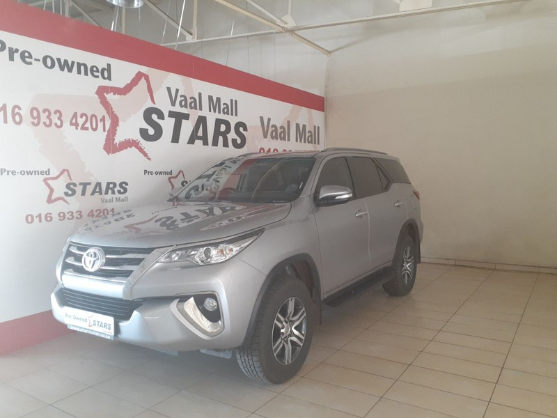 used toyota fortuner 2 4gd b auto for sale in gauteng