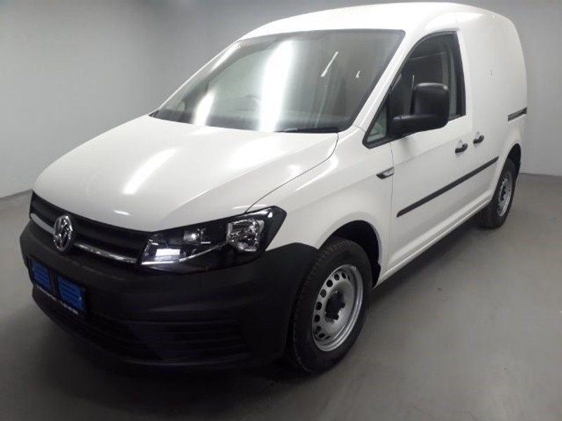 2020 Volkswagen Caddy 2.0TDi 81KW FC PV Western Cape Cape Town_0