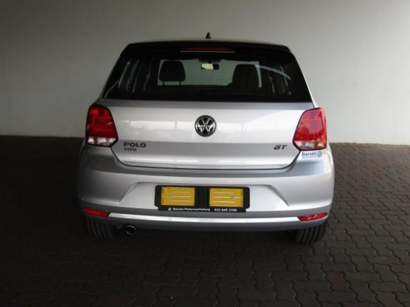 2020 Volkswagen Polo Vivo 1.0 TSI GT 5-Door Kwazulu Natal Pietermaritzburg_0