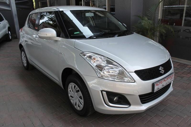 2017 Suzuki Swift 1.2 GL Gauteng Pretoria_0