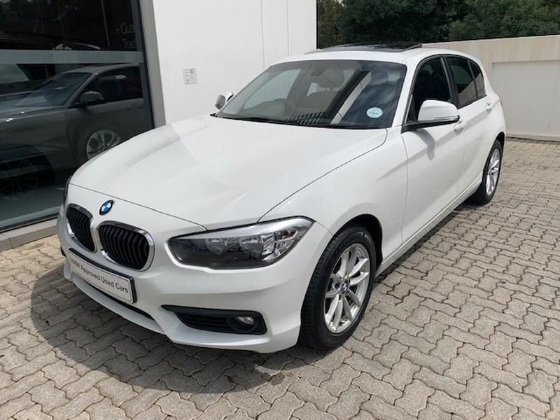 2015 BMW 1 Series 120i 5DR Auto f20 Gauteng Johannesburg_0