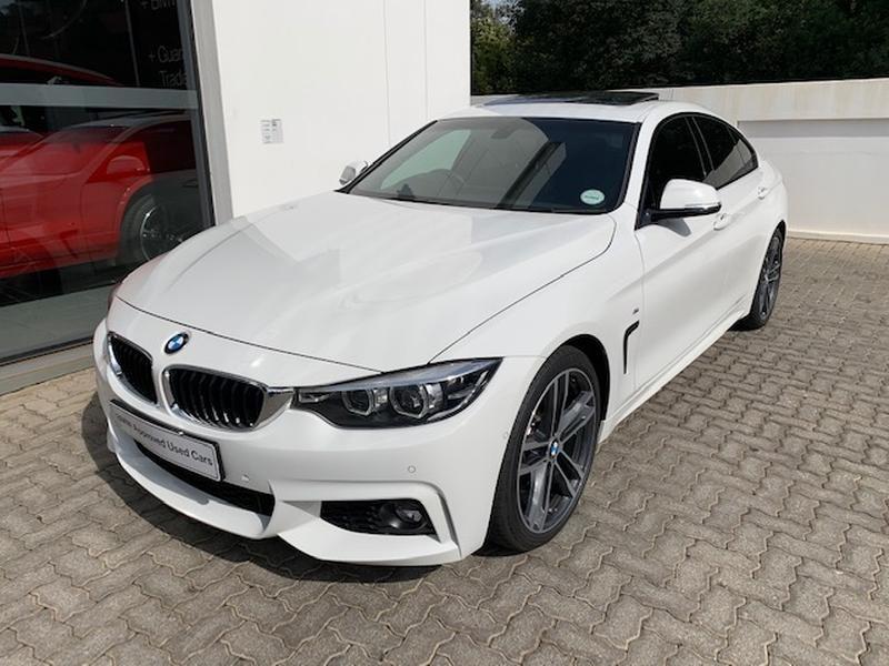 2019 BMW 4 Series 440i Gran Coupe M Sport Auto Gauteng Johannesburg_0