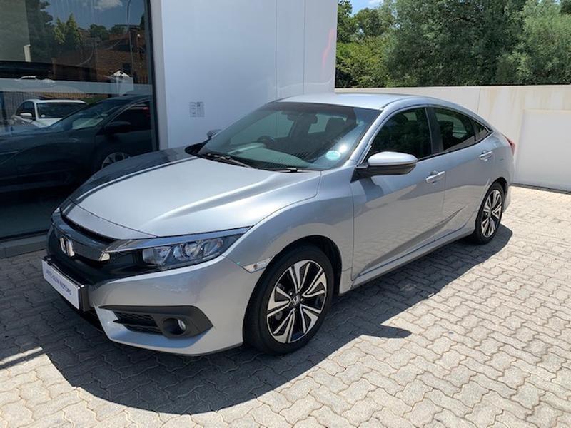 2018 Honda Civic 1.8 Elegance CVT Gauteng Johannesburg_0