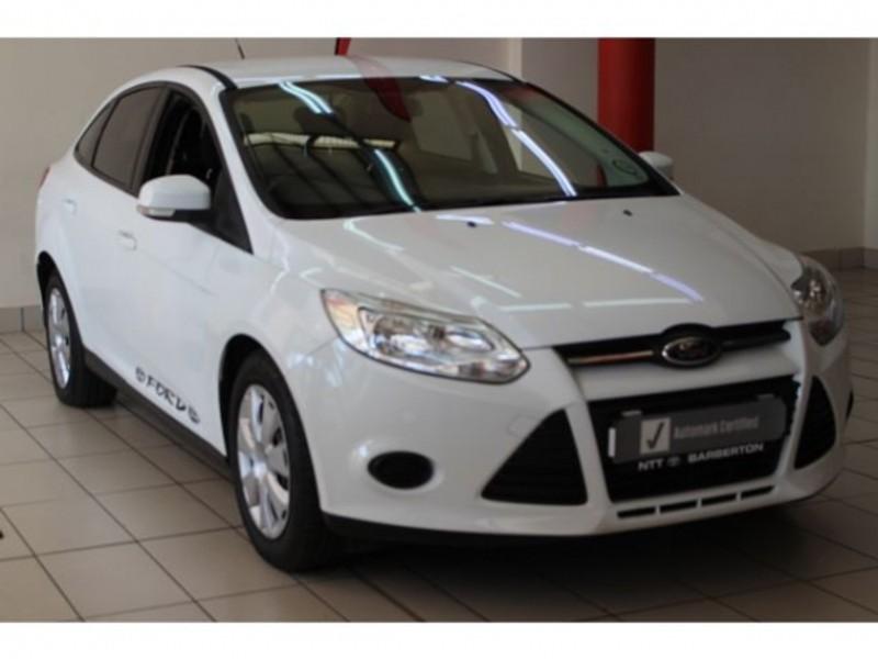 2013 Ford Focus 1.6 Ti Vct Ambiente Powershift  Mpumalanga Barberton_0