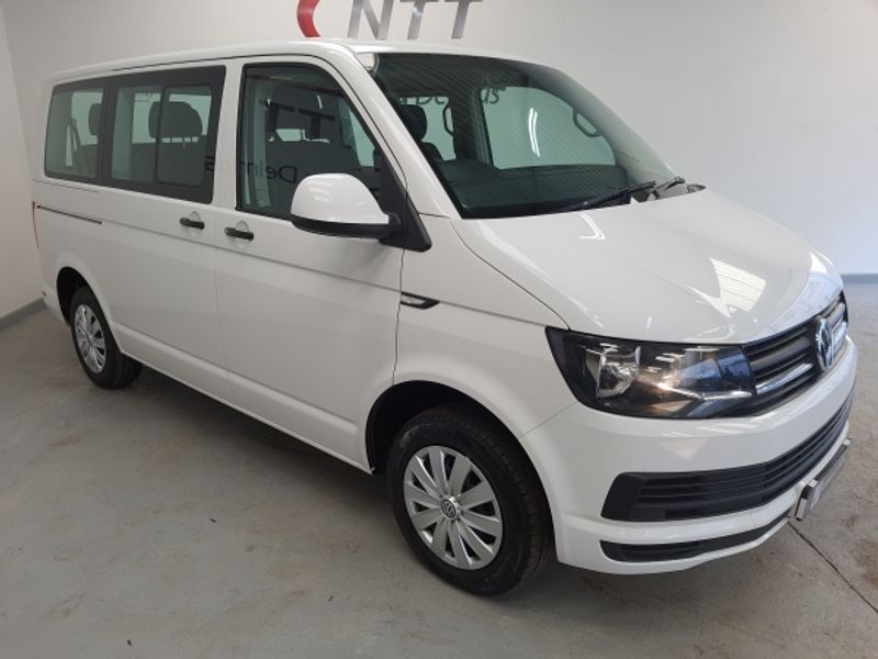 2018 Volkswagen Kombi T6 KOMBI 2.0 TDi Trendline Mpumalanga Delmas_0