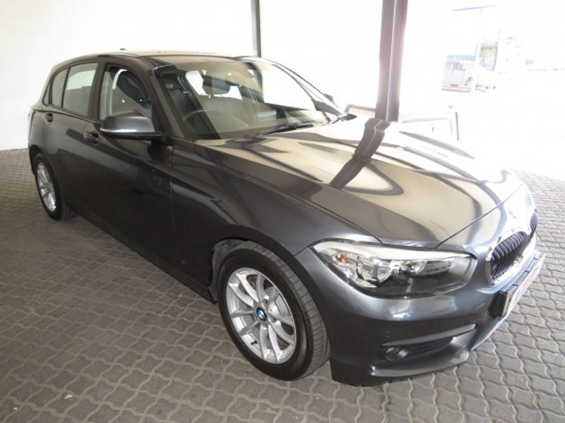 2017 BMW 1 Series 118i 5DR Auto f20 Western Cape Stellenbosch_0