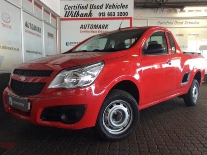 2017 Chevrolet Corsa Utility 1.4 Ac Pu Sc  Mpumalanga Witbank_0