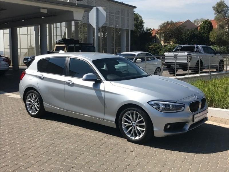 2016 BMW 1 Series 120d 5DR Auto f20 Gauteng Centurion_0