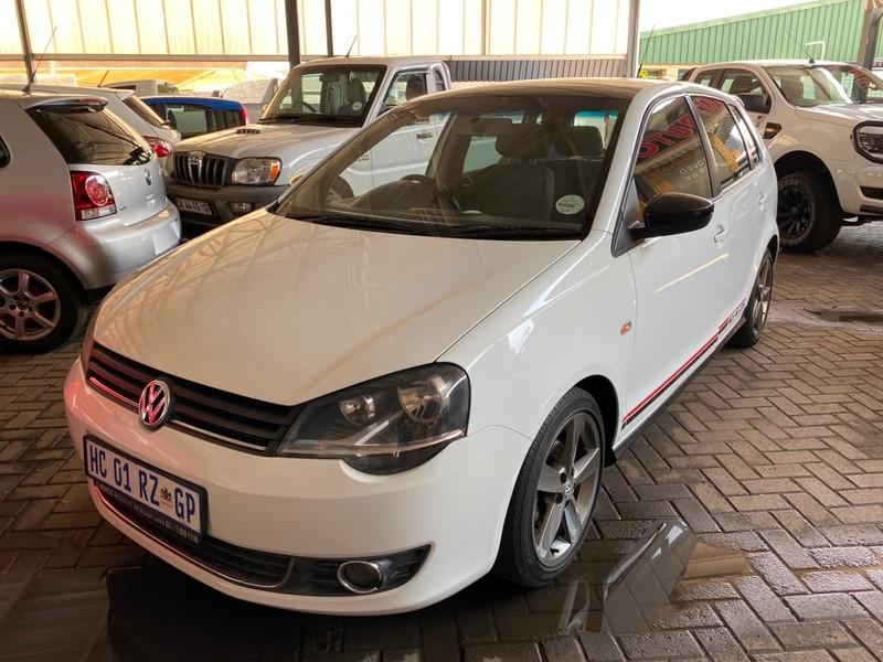 2017 Volkswagen Polo Vivo GP 1.6 GTS 5-Door Gauteng Vereeniging_0