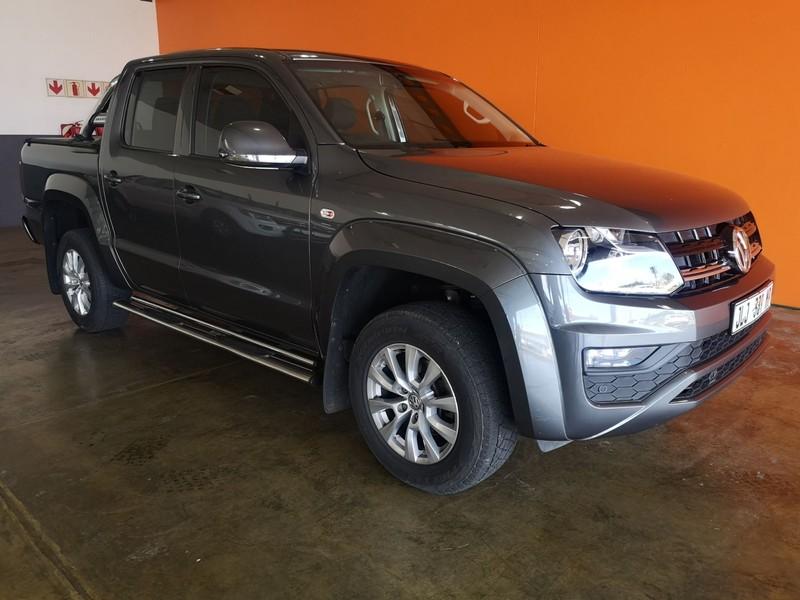 2018 Volkswagen Amarok 2.0TDi C-LINE 103KW Double Cab Bakkie Mpumalanga Secunda_0