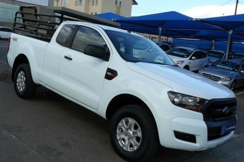 2016 Ford Ranger 2.2TDCI XL 4X4 PU SUPCAB Western Cape Oudtshoorn_0