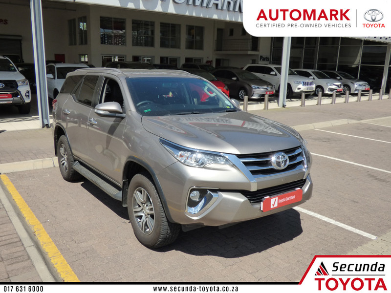 2016 Toyota Fortuner 2.4GD-6 RB Auto Mpumalanga Secunda_0