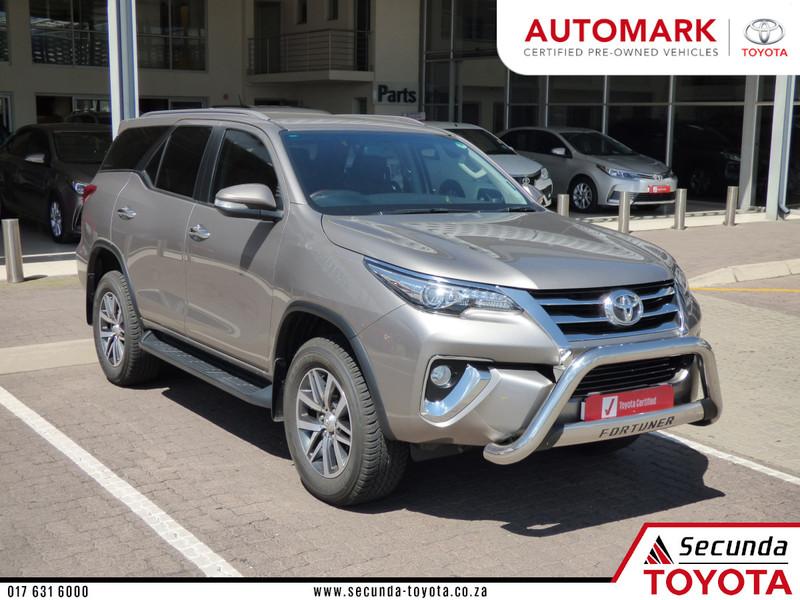 2017 Toyota Fortuner 2.8GD-6 RB Auto Mpumalanga Secunda_0