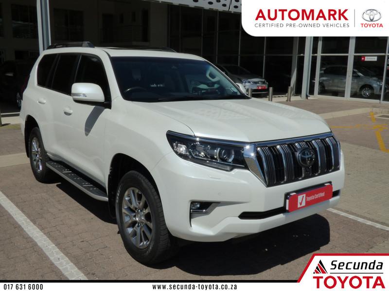 2017 Toyota Prado VX-L 3.0D Auto Mpumalanga Secunda_0