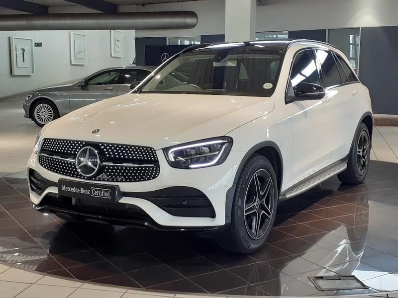 2019 Mercedes-Benz GLC 300d 4MATIC Western Cape Cape Town_0