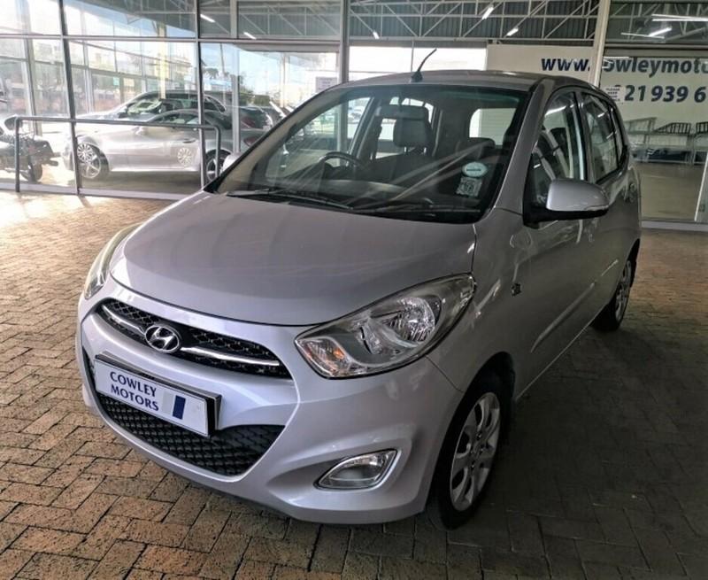 2013 Hyundai i10 1.1 Gls  Western Cape Parow_0