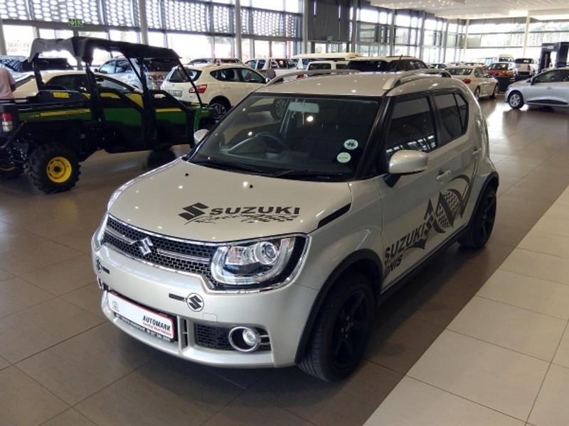 2018 Suzuki Ignis 1.2 GLX Limpopo Mokopane_0