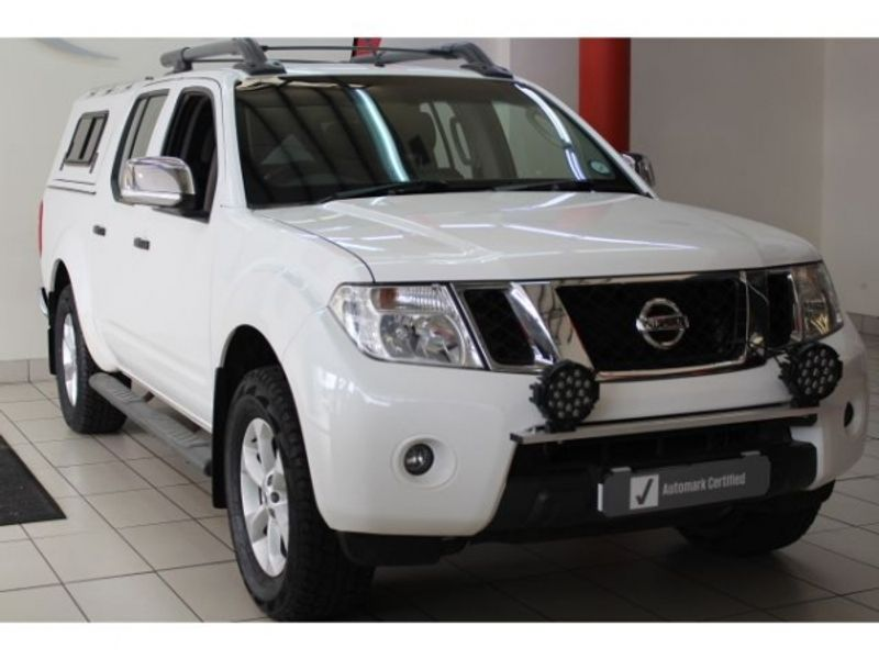 2015 Nissan Navara 2.5 Dci Le 4x4 At Pu Dc  Mpumalanga Barberton_0