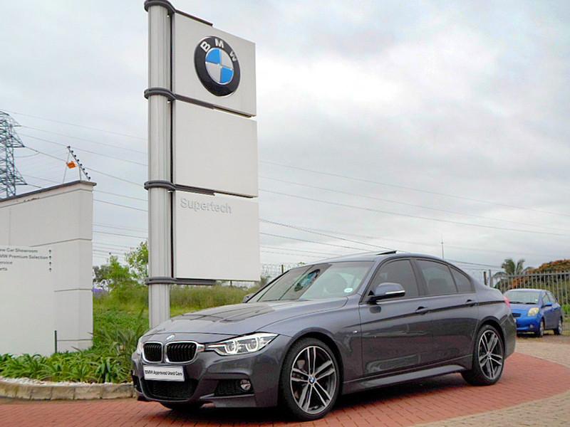 2017 BMW 3 Series 320D M Sport Auto Kwazulu Natal Durban_0