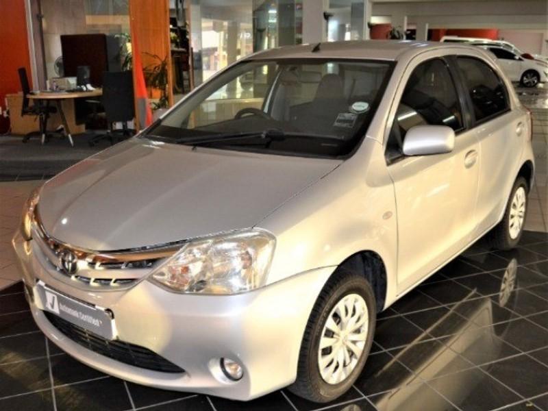 2012 Toyota Etios 1.5 Xs 5dr  Western Cape Tygervalley_0