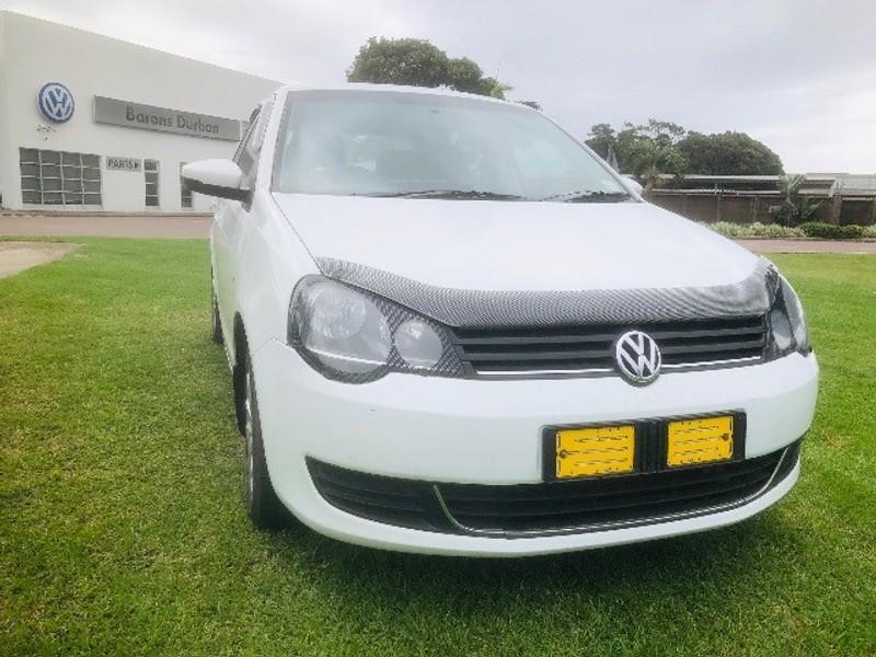 2014 Volkswagen Polo Vivo GP 1.4 Trendline TIP Kwazulu Natal Durban_0
