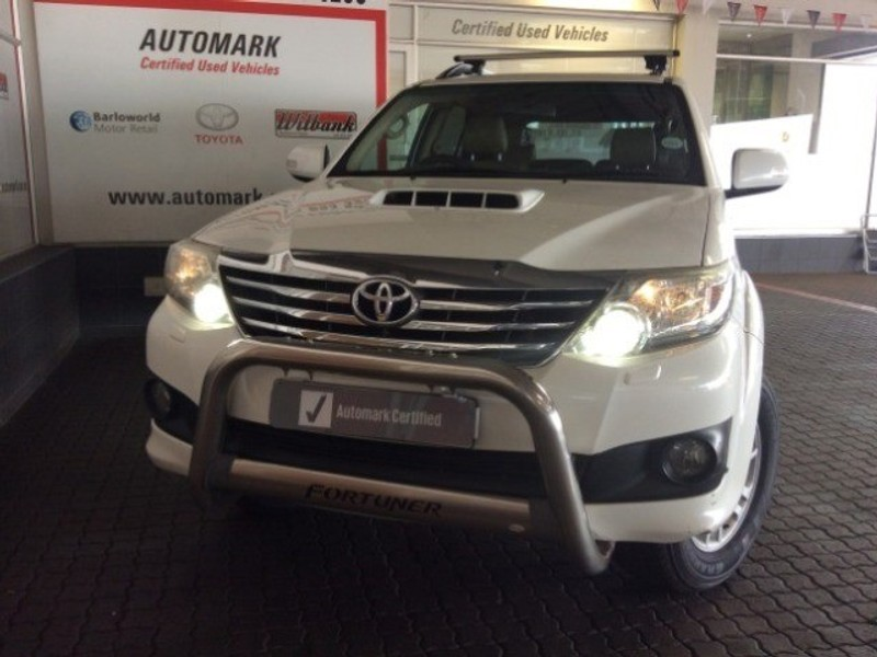 2013 Toyota Fortuner 3.0d-4d 4x4 At  Mpumalanga Witbank_0