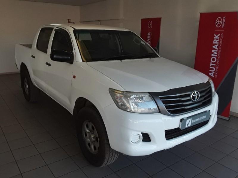 2012 Toyota Hilux 2.5d-4d Srx 4x4 Pu Dc  Northern Cape Postmasburg_0