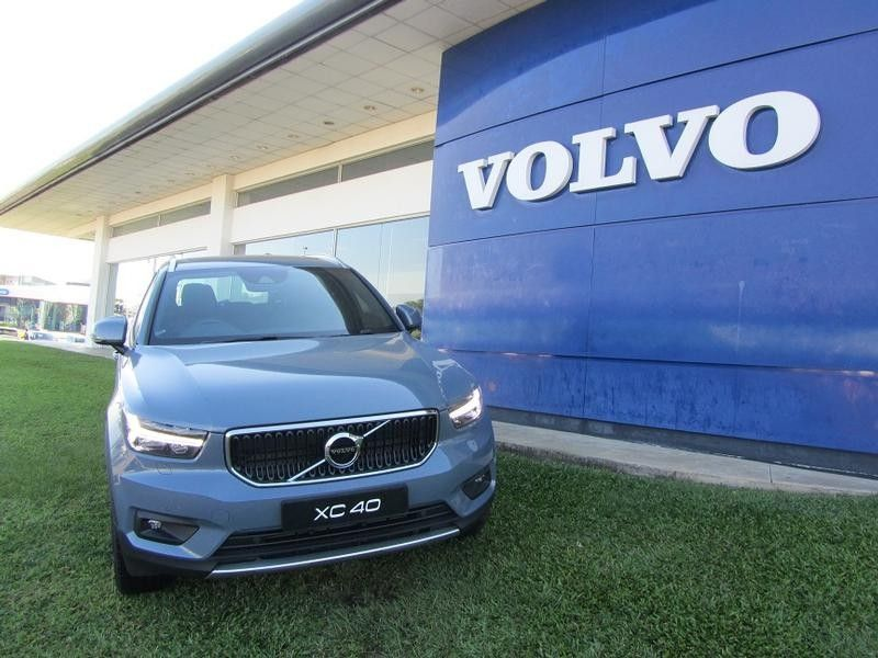 2020 Volvo XC40 D4 Momentum AWD Mpumalanga Nelspruit_0