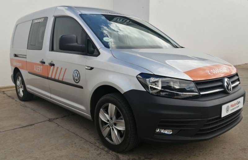 2019 Volkswagen Caddy MAXI Crewbus 2.0 TDi Western Cape Worcester_0