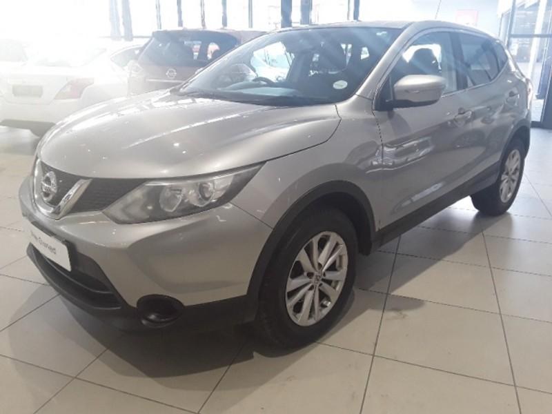 2015 Nissan Qashqai 1.5 dCi Acenta Free State Bloemfontein_0