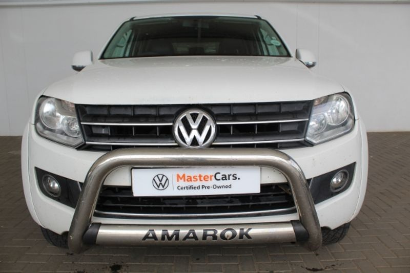 2013 Volkswagen Amarok 2.0 Bitdi Highline 132kw 4 Mot Dc Pu  Northern Cape Kimberley_0
