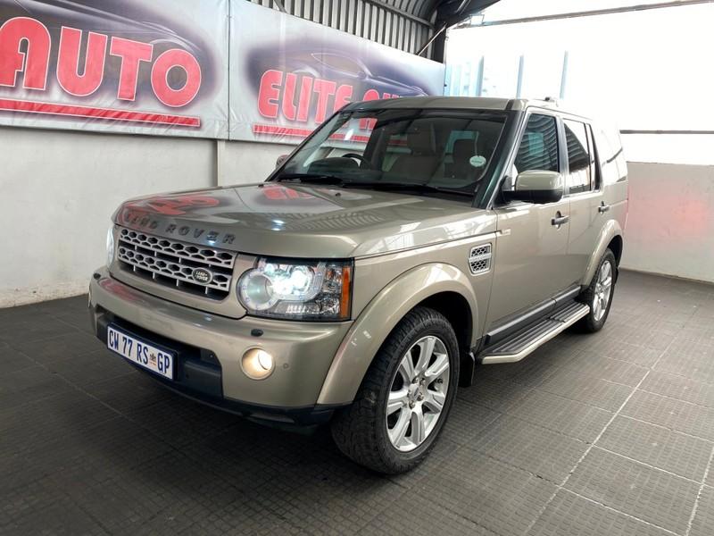 2014 Land Rover Discovery 4 3.0 Tdv6 Hse  Gauteng Vereeniging_0