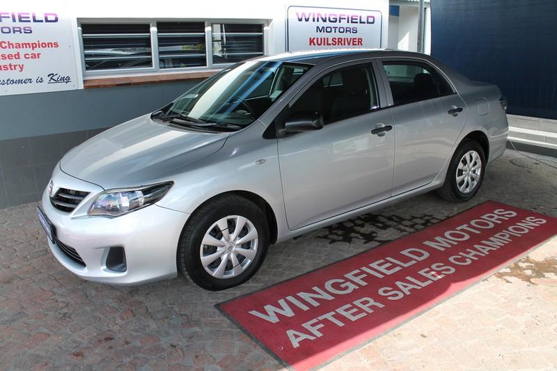 2016 Toyota Corolla Quest 1.6 Auto Western Cape Kuils River_0