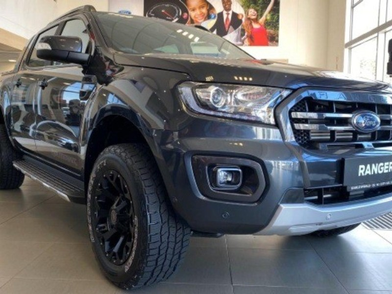 2020 Ford Ranger 2.0TDCi Wildtrak Auto Double Cab Bakkie Western Cape Cape Town_0