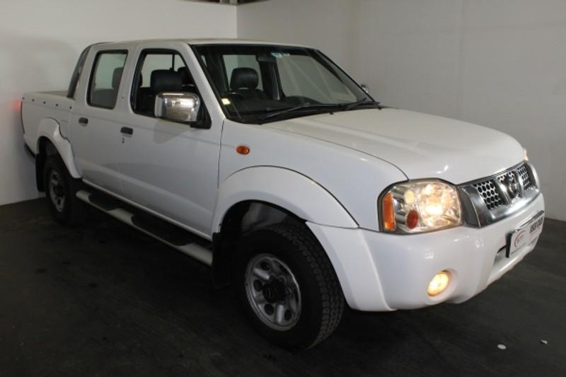 2012 Nissan NP300 Hardbody 2.4i HiRider 4x4 k15k36 Bakkie Double cab Eastern Cape East London_0