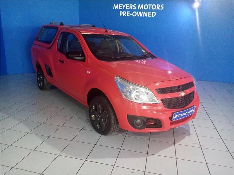 2017 Chevrolet Corsa Utility 1.4 Ac Pu Sc  Eastern Cape East London_0