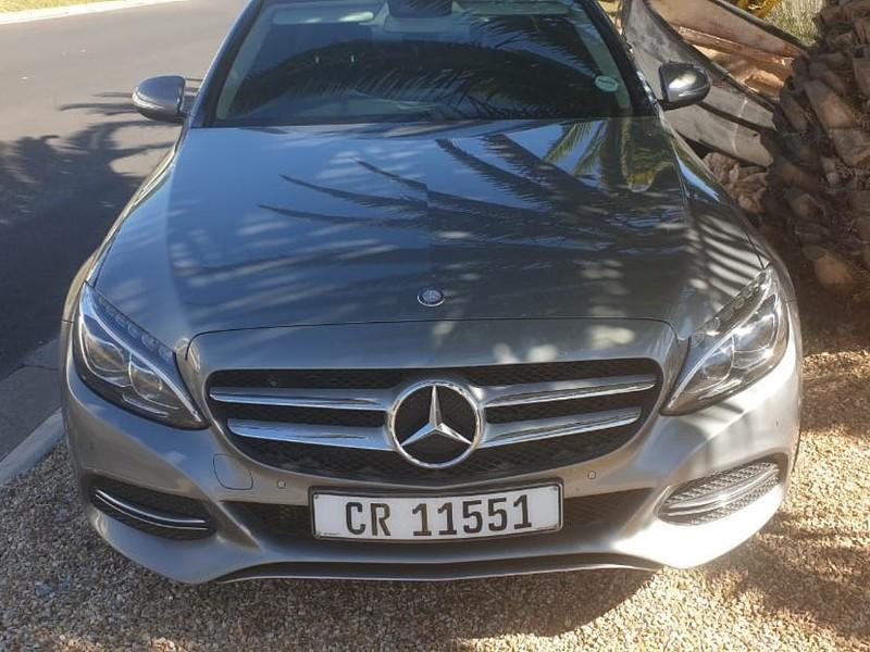 2015 Mercedes-Benz C-Class C250 Bluetec Avantgarde Auto Western Cape Bellville_0