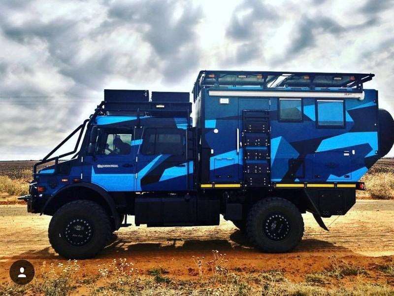 2012 Mercedes-Benz Vito Unimog U5000 Gauteng Johannesburg_0