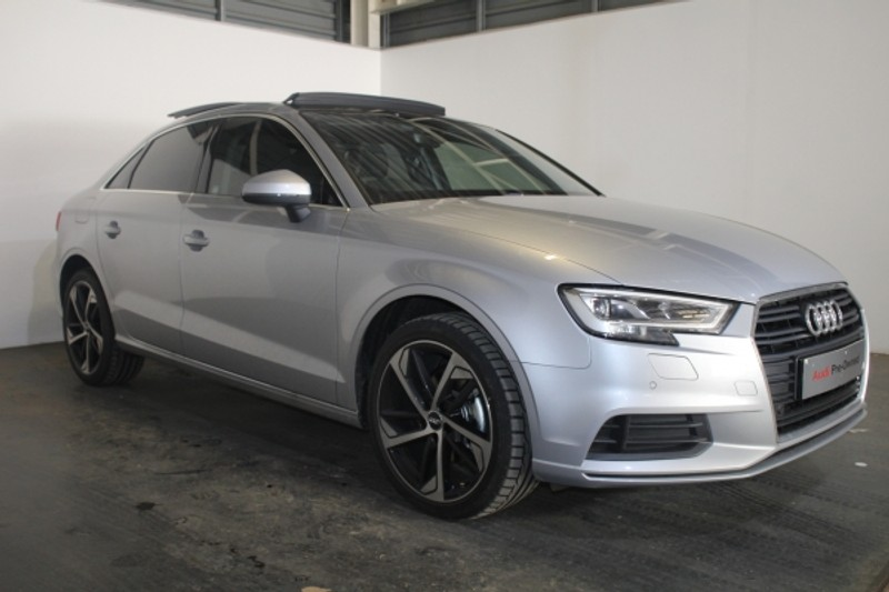 2020 Audi A3 1.0T FSI S-Tronic Eastern Cape East London_0