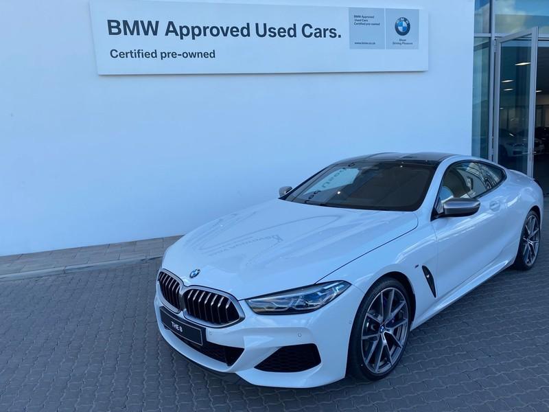 2020 BMW 8 Series M850i xDRIVE G15 Mpumalanga Nelspruit_0