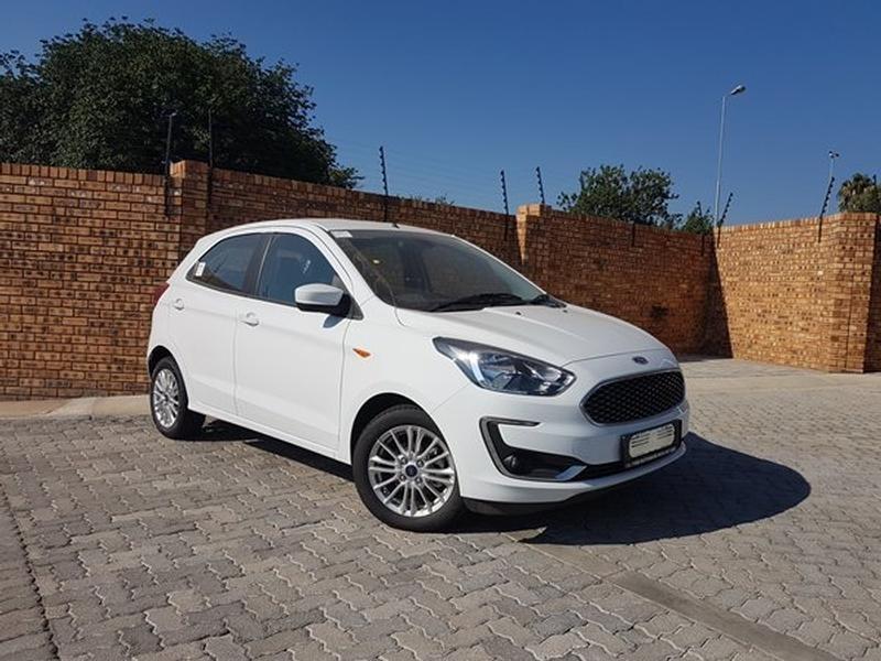 2020 Ford Figo 1.5Ti VCT Titanium 5DR North West Province Rustenburg_0