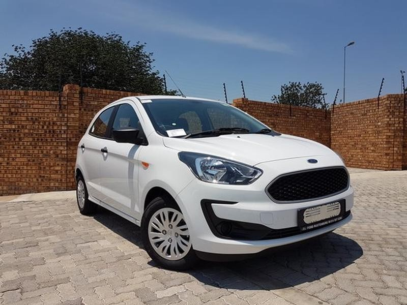 2020 Ford Figo 1.5Ti VCT Ambiente 5-Door North West Province Rustenburg_0