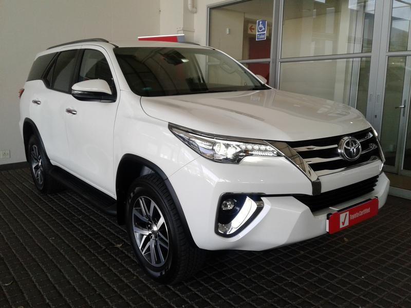 2018 Toyota Fortuner 2.8GD-6 RB Auto Gauteng Rosettenville_0