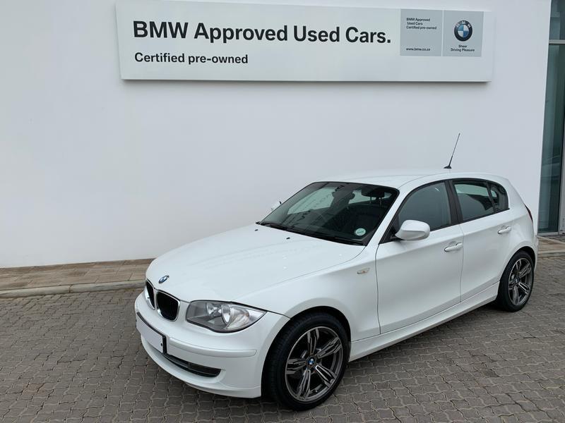 2011 BMW 1 Series 120d M Sport Line 5dr At f20  Mpumalanga Nelspruit_0