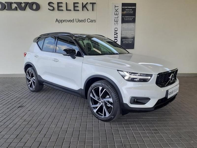2020 Volvo XC40 T3 R-Design Geartronic North West Province Rustenburg_0