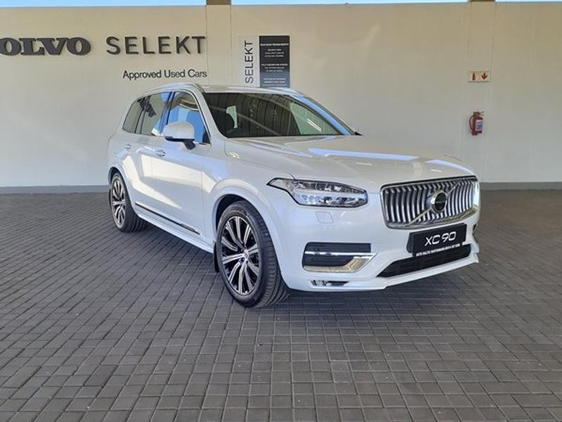 2020 Volvo XC90 D5 Inscription AWD North West Province Rustenburg_0