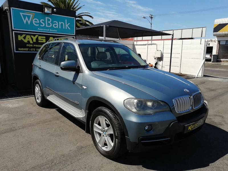 2008 BMW X5 3.0d At  Western Cape Athlone_0
