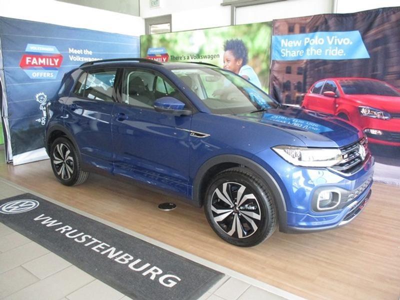 2020 Volkswagen T-Cross 1.0 Comfortline DSG North West Province Rustenburg_0